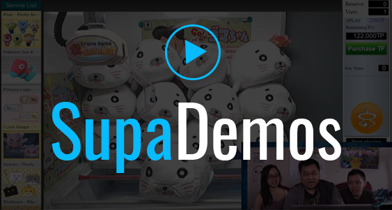 SupaSenpai YouTube Channel Playlist- SupaDemos and Product Review Videos
